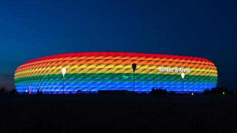 Dette budskab burde møde de ungarske spillere i München, mener de lokale tyske myndigheder. (Foto: Anahtiris via Depositphotos)