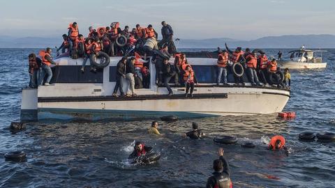 Mikkel Andersson om flygtningedebatten