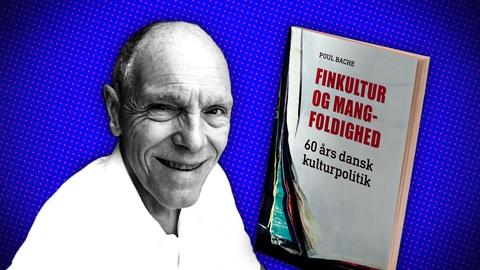 'Finkultur og mangfoldighed' er udkommet på Gads Forlag 7. september. 472 sider.