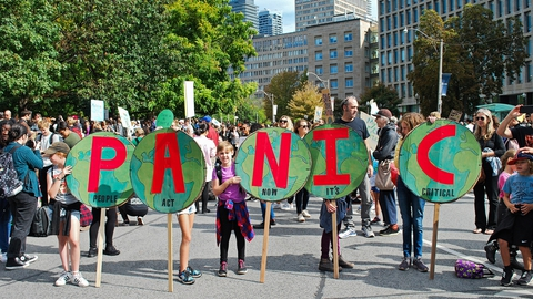 Global Strike for Climate Justice, Toronto 2019. (Foto: K6ka/Creative Commons)