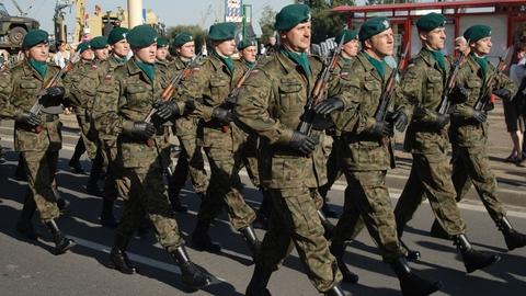 Polakker i march. (Foto: Piotr Włodarczyk via Creative Commons)