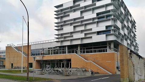 Det nye DMJX i Aarhus. (Foto: Nils Jepsen / Creative Commons)