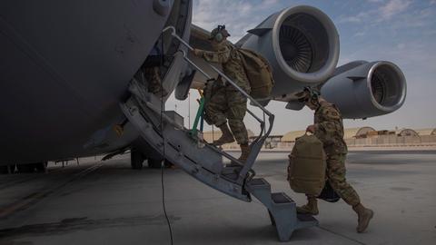 Foto: Kylee Gardner/U.S. Air Force