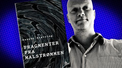 Kasper Støvrings 'Fragmenter fra malstrømmen' er nyligt udgivet af Tidsskriftet Fønix. 129 sider.