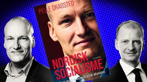 'Nordisk socialisme', Pelle Dragsted anmeldelse af Nicolai Foss