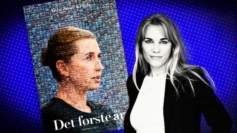 'Det første år' af Anne Sofie Kragh er udkommet på Politikens Forlag. (Foto: Les Kaner/Politikens Forlag)