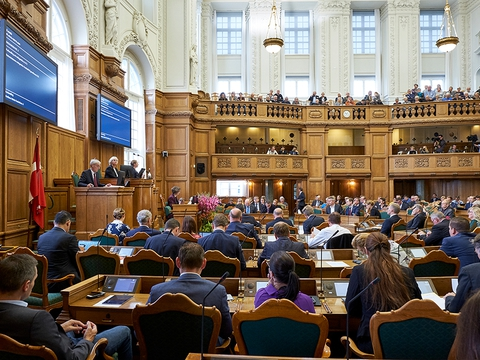 Foto: Folketinget.dk / Christoffer Regild