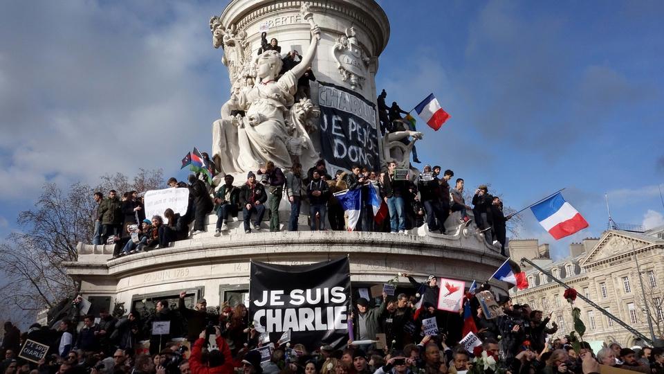 Begivenheder i Frankrig gør det højaktuelt med en ny tilgang til Muhammed-tegninger i Danmark, mener cand.polit. Eva Gregersen. (Olivier Ortelpa, Flickr / Creative Commons.)