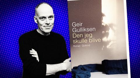 Illustration: Montage af materiale fra Gyldendal