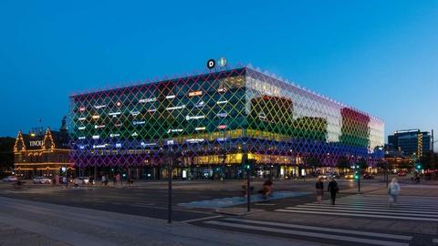 Dansk Industri er blandt tidens regnbuebegejstrede, hvilket også har vakt opsigt i borgerlige kredse. (Foto: Søren Nielsen/DI)